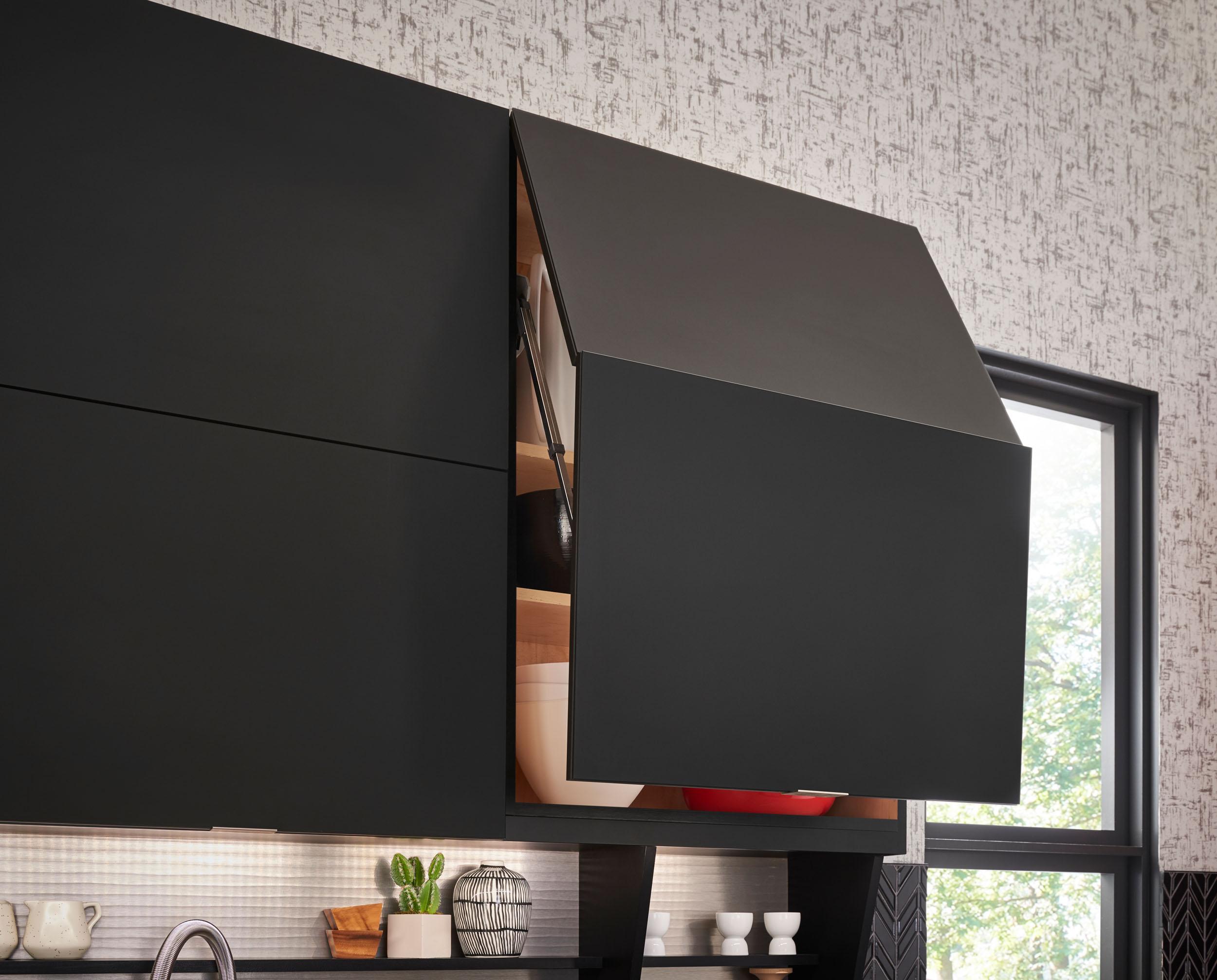 Motorized Automatic Verical Lift Wall Kitchen Cabinet ...
