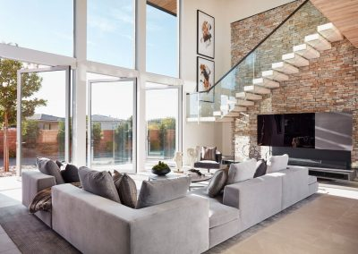 BUILDER Chowa Home Living Room