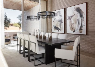 BUILDER Chowa Home Dining Room